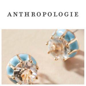 Anthropologie Post Earrings